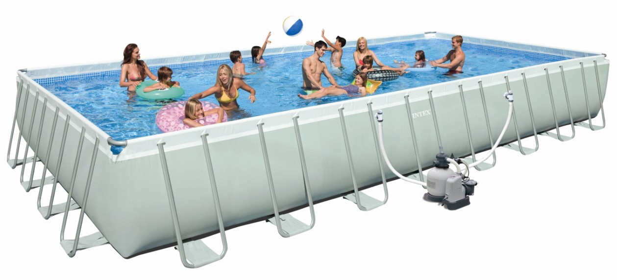 Intex ultra pool preisvergleich die besten angebote for Swimming pool preisvergleich