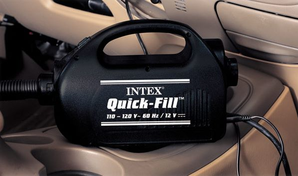 INTEX Power Pumpe 12V / 230V 68609