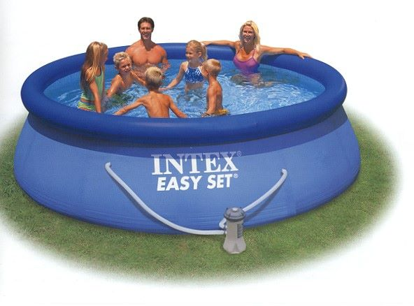 Intex quick up pool 366 91 schwimmbad und saunen for Preiswerte swimmingpools